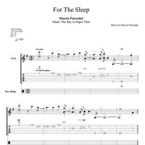 For The Sleep – TABS