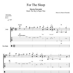 For The Sleep – TABS