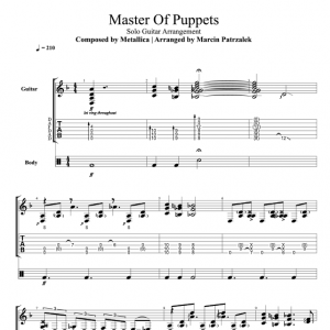 Master Of Puppets – TABS