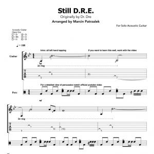 Still D.R.E. – TABS