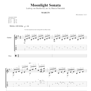 Moonlight Sonata – TABS