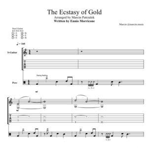 Ecstasy of Gold – FREE TAB