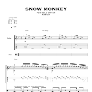 Snow Monkey – TABS