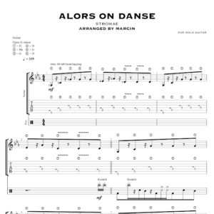 Alors On Danse – TABS