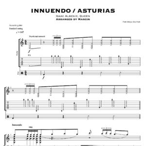 Innuendo & Asturias – TABS
