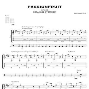 Passionfruit – TABS